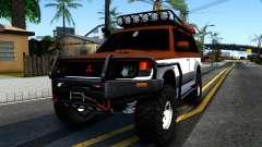 Mitsubishi Pajero Off-Road pour GTA San Andreas