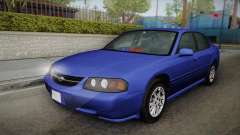 Chevrolet Impala 2004 Detective Unmarked