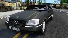 Mercedes-Benz 600SEC 1993