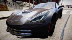 Chevrolet Corvette C7 für GTA 4