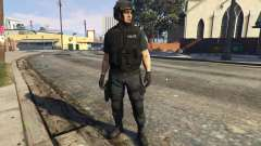 LSPD SWAT Ped Model 1.2.2