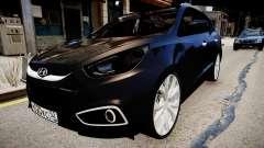 Hyundai ix35 DUB für GTA 4