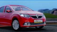 Renault Logan 2016 pour GTA San Andreas