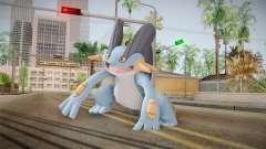 Pokémon XY - Swampert
