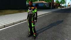 Kawasaki Racing Suit pour GTA San Andreas