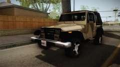 GTA 5 Crusader Mesa