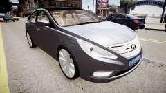 Hyundai Sonata v2 2011 pour GTA 4