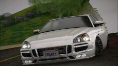 Lada Priora Porsche pour GTA San Andreas