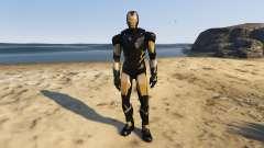Iron Man Marvel Now