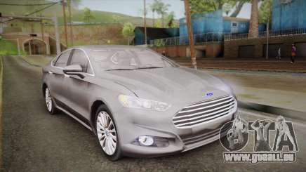 Ford Fusion Titanium 2014 für GTA San Andreas