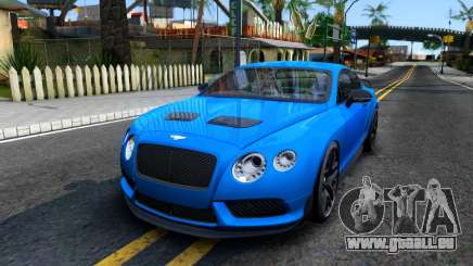 Bentley Continental GT3-R 2015 für GTA San Andreas
