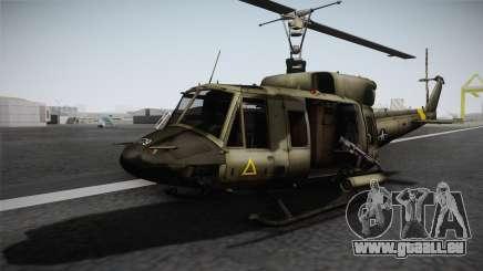 Bell UH-1N für GTA San Andreas