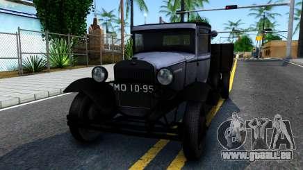 GAZ-MM 1940 für GTA San Andreas