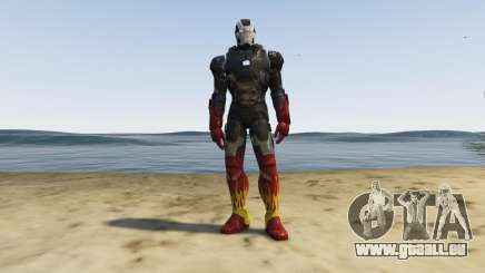 Iron Man Hot Rod für GTA 5