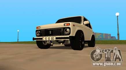 Dorjar Armenia pour GTA San Andreas