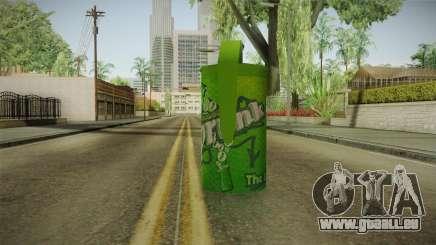 Sprunk Grenade für GTA San Andreas