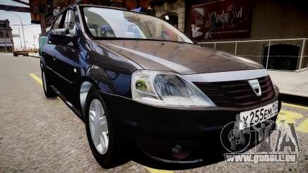 Dacia Logan 2008 für GTA 4