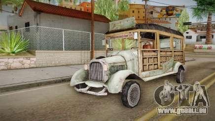 Bus Cthulhu für GTA San Andreas