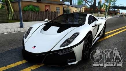 GTA Spano 2015 für GTA San Andreas