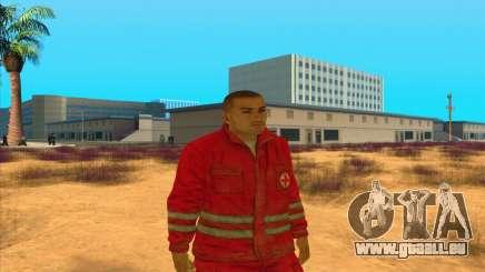 Formulaire de medic DayZ Standalone pour GTA San Andreas
