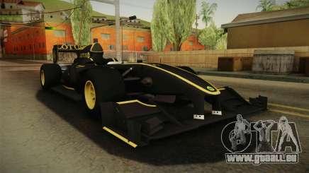 F1 Lotus T125 2011 v3 für GTA San Andreas