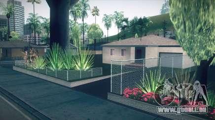 ENBSeries Dark green (Medium PC) pour GTA San Andreas