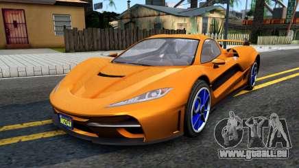 GTA V Progen Anubis pour GTA San Andreas