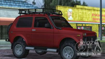 Niva 2121 4x4 Offroad pour GTA San Andreas