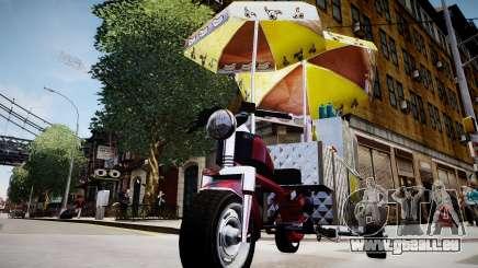 Hotdog Express pour GTA 4