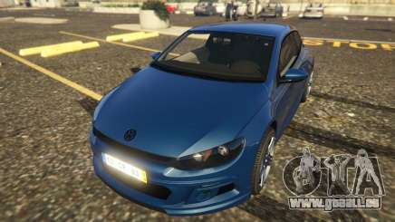 Portuguese Republican National Guard - Scirocco für GTA 5