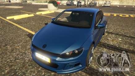 Portuguese Republican National Guard - Scirocco für GTA 5