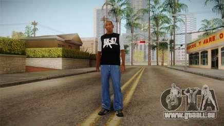 T-shirt AK47 für GTA San Andreas