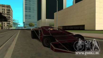 Bf Buggy Ramp pour GTA San Andreas