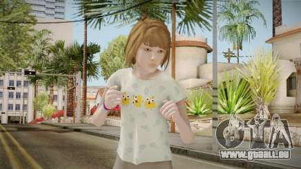 Life Is Strange - Max Caulfield PJ Chick für GTA San Andreas