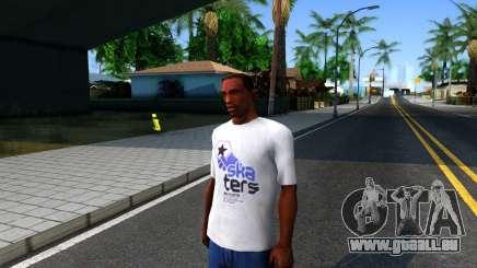 Pro Skater T-Shirt pour GTA San Andreas