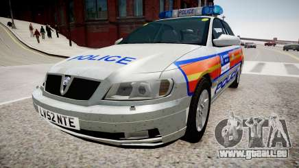 Met Police Vauxhall Omega pour GTA 4