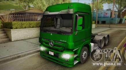 Mercedes-Benz Actros 2646 pour GTA San Andreas