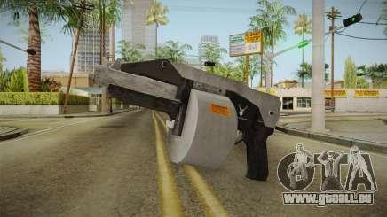 GTA 5 DLC Bikers Weapon 2 für GTA San Andreas