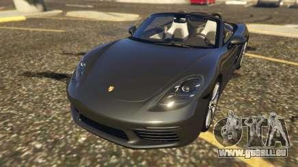 Porsche 718 Boxster S für GTA 5