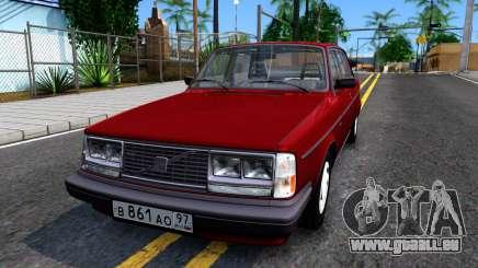 Volvo 244 Turbo für GTA San Andreas