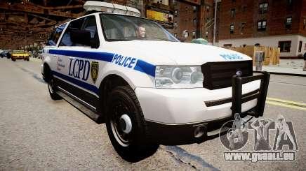 Police Landstalker-V1.3i pour GTA 4