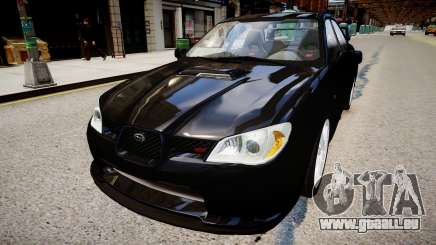 Subaru Impreza WRX STI Spec C Type RA-R 2007 für GTA 4