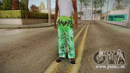 Collants avec du chanvre pour GTA San Andreas
