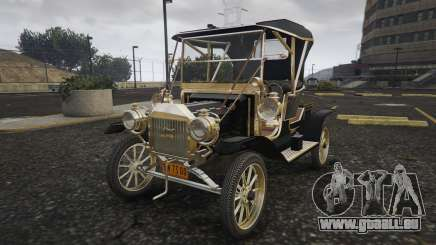 Ford T 12 model 2 für GTA 5