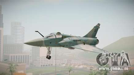EMB Dassault Mirage 2000-C FAB pour GTA San Andreas