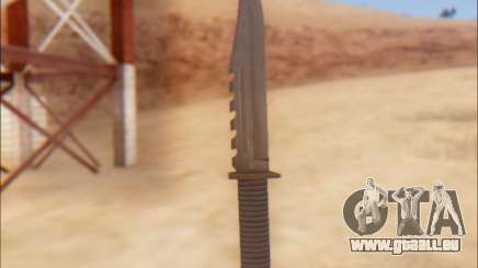 GTA 5 Knife für GTA San Andreas