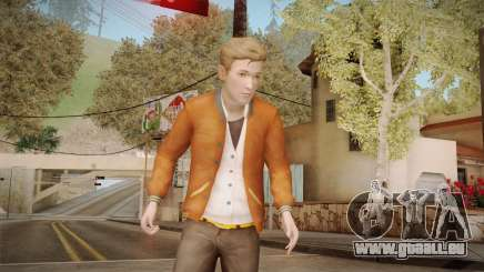 Life Is Strange - Nathan Prescott v3.1 pour GTA San Andreas
