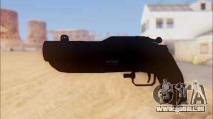 GTA 5 Vom Feuer Compact Grenade Launcher pour GTA San Andreas
