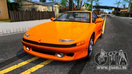 Mistubishi 3000GT 1992 für GTA San Andreas
