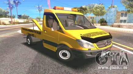 Mersedes-Benz Sprinter pour GTA San Andreas